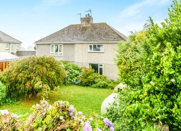 Thumbnail 3 bed semi-detached house for sale in Fairfield, St. Germans, Saltash