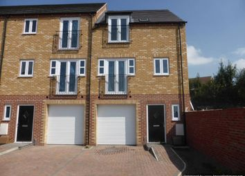 Thumbnail 3 bed end terrace house for sale in Northolme View, Gainsborough