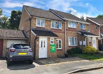 3 bed semi-detached house for sale in Coedriglan Drive, Michaelston-Super-Ely, Cardiff CF5