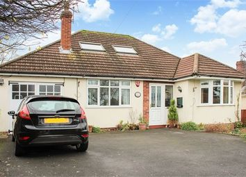 Thumbnail 4 bed detached bungalow for sale in Moor Lane, Hutton, Weston-Super-Mare, North Somerset.