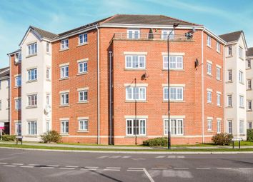 Thumbnail 2 bed flat for sale in Harris Road, Armthorpe, Doncaster