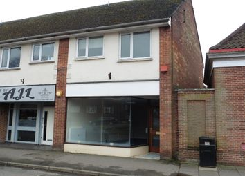 Thumbnail Retail premises to let in London Road, Downham Market, Norfolk