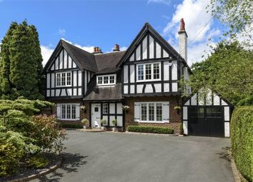Thumbnail 5 bedroom detached house to rent in Port Hill Road, Shrewsbury