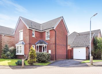 Thumbnail 3 bed detached house for sale in Briarcroft Drive, Robroyston, Glasgow