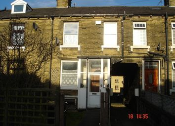 Thumbnail 1 bed terraced house to rent in Heaton Road, Bradford/Heaton