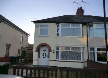 Thumbnail 3 bed semi-detached house to rent in Dovedale Avenue, Coventry