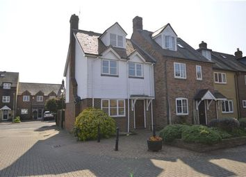 Thumbnail 3 bedroom terraced house for sale in Fishermans Wharf, Abingdon, Oxfordshire