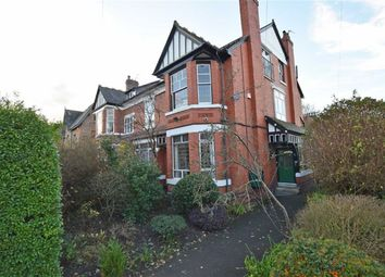 Thumbnail 5 bed semi-detached house for sale in Clyde Road, West Didsbury, Manchester