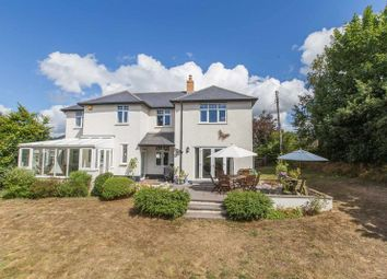 Thumbnail 6 bed detached house for sale in Lapford, Crediton