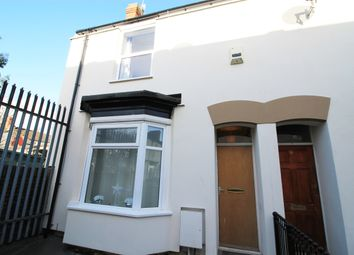 Thumbnail 2 bed end terrace house for sale in West Park Grove, Granville Street, Hull