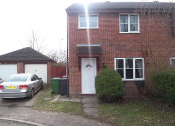 Thumbnail 3 bed semi-detached house to rent in Sycamore Close, North Walsham