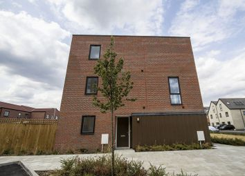 Thumbnail 4 bed town house to rent in Hughes Road, Ilford