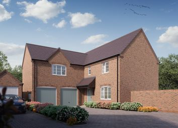 Thumbnail 5 bed detached house for sale in The Austrey, Hill Ridware, Rugeley, Cannock, West Midlands