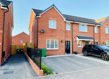 Thumbnail 3 bed semi-detached house for sale in Atholl Duncan Drive, Upton, Wirral