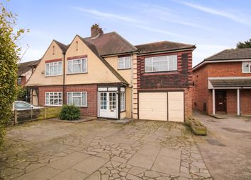 Thumbnail 4 bed semi-detached house for sale in Station Road, Broxbourne