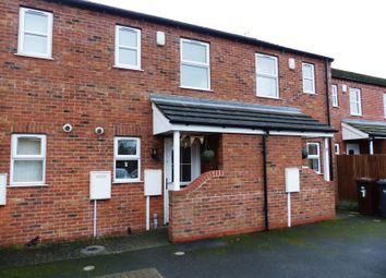 Thumbnail 2 bed terraced house for sale in Park Lane, Lincoln
