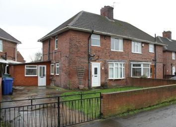 Thumbnail 3 bed semi-detached house for sale in West End Lane, New Rossington, Doncaster, South Yorkshire