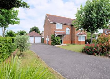 Thumbnail 4 bed detached house for sale in Blackberry Way, Chestfield, Whitstable, Kent