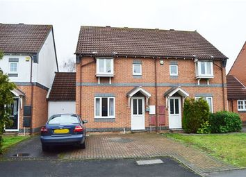 Thumbnail 3 bed semi-detached house for sale in Rutley Close, Harold Wood, Romford