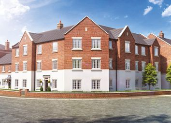 Thumbnail 2 bed flat for sale in Winnington Old Lane, Northwich