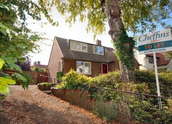 Thumbnail 4 bed detached house to rent in Margaret Way, Saffron Walden