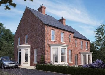 Thumbnail 3 bedroom semi-detached house for sale in 62, Castlehill Road, Belfast
