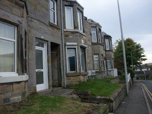 Thumbnail 1 bed flat to rent in Pratt Street, Kirkcaldy
