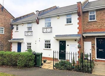 Thumbnail 3 bed terraced house to rent in Lancaster Drive, Camberley