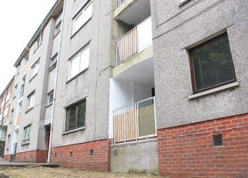 Thumbnail 3 bed flat for sale in Backbrae Street, Kilsyth