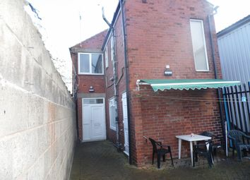 Thumbnail 1 bed flat to rent in Station Road, Stainforth, Doncaster