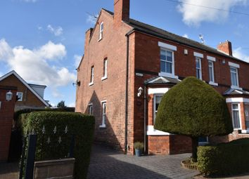 Thumbnail 4 bed semi-detached house for sale in Hope Street, Beeston, Nottingham