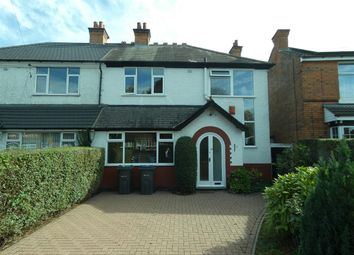 Thumbnail 3 bed semi-detached house to rent in Lyttelton Road, Stechford, Birmingham