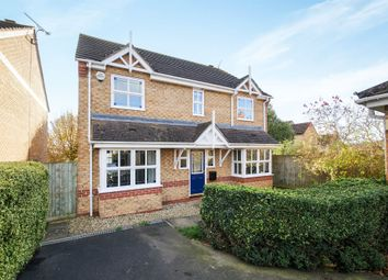 Thumbnail 4 bed detached house for sale in Arlington Close, Yeovil
