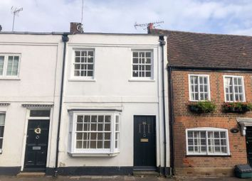 Thumbnail Terraced house to rent in West Street, Marlow