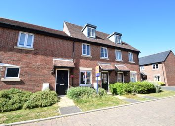 Thumbnail 3 bed terraced house to rent in St Jacques Way, Denmead, Waterlooville, Hampshire