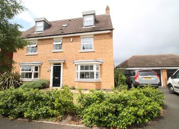 Thumbnail 6 bed detached house for sale in Hough Way, Essington, Wolverhampton