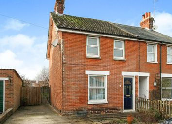 Thumbnail 3 bed semi-detached house for sale in Albion Road, Fordingbridge