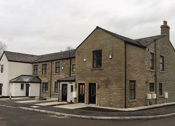 Thumbnail 2 bed flat for sale in The Ladybarn, Ladybarn Lane, Milnrow, Rochdale
