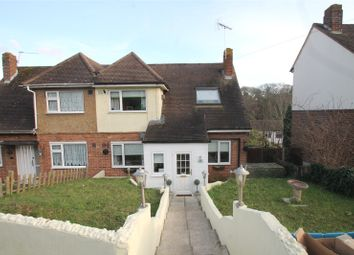 Thumbnail 2 bed semi-detached house for sale in Madden Avenue, Davis Estate, Chatham, Kent