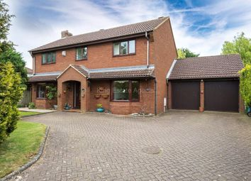 Thumbnail 4 bedroom detached house for sale in Barkestone Close, Emerson Valley, Milton Keynes, Buckinghamshire