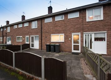Thumbnail 3 bed terraced house for sale in Garton Close, Beeston, Nottingham