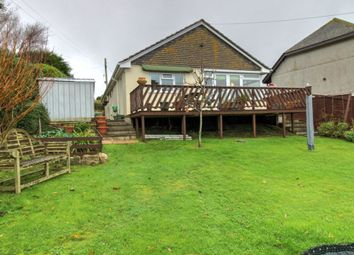 Thumbnail 3 bedroom bungalow for sale in The Valley, Porthcurno, St. Levan, Penzance