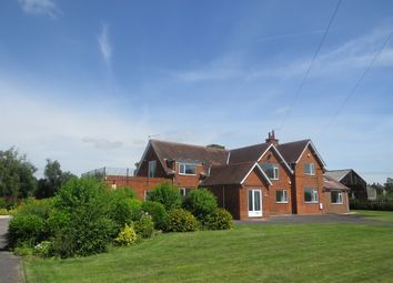 Thumbnail 7 bed detached house for sale in Main Street, Blacktoft, Goole