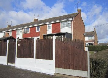 Thumbnail 3 Bed End Terrace House For Sale In Sutherland Avenue Mount Nod Coventry