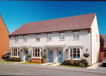 Thumbnail 3 bed town house for sale in The Village, Wedgwood Drive, Barlaston