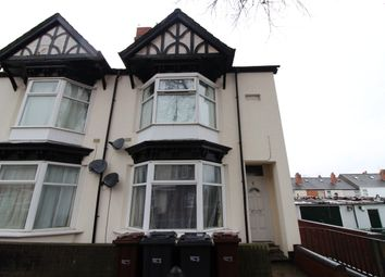 Thumbnail 1 bedroom flat to rent in Paget Street, Whitmore Reans, Wolverhampton
