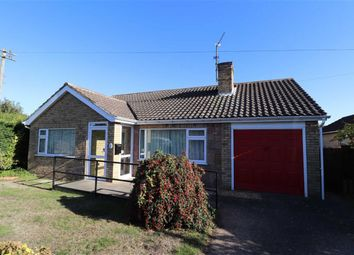 Thumbnail 2 bed bungalow for sale in Windermere Avenue, North Hykeham, Lincoln