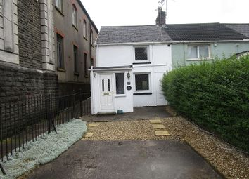 Thumbnail 2 bed end terrace house to rent in 99 Bethania Street, Maesteg, Bridgend.