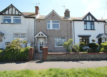 Thumbnail 3 bedroom terraced house for sale in Station Road, Rhoose, Barry