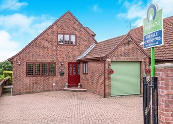 Thumbnail 5 bed detached house for sale in Rackford Road, North Anston, Sheffield